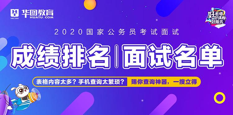 國(guo)考面(mian)試名單查詢